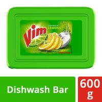 Vim Dishwash Bar Lemon Pack of 6