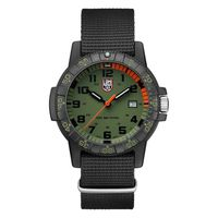 Luminox Sea Analog Dial Color Green Men's Watch- XS.0337