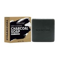 Mancode Charcoal Deep Cleansing Soap