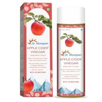Dr. Morepen Apple Cider Vinegar With 2x Mother