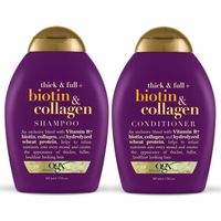 OGX Thick & Full Biotin & Collagen Shampoo & Conditioner