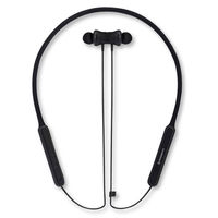 Crossbeats Vibe Silicon Tpu Bluetooth Headset With Mic (Rich Black)