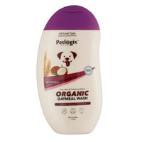 Petlogix Organic Oatmeal Wash-for Cats and Dogs