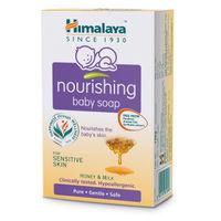 Himalaya Baby Care Nourishing Baby Soap