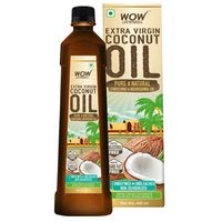 WOW Life Science Extra Virgin Coconut Oil