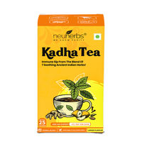 Neuherbs Kadha Tea - Lemon Flavour