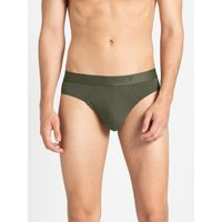 Jockey Forest Night Ultra Soft Brief - Style Number- IC24 - Green