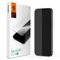 Spigen Iphone 12 Mini Glass Screen Protector Glastr Slim Hd