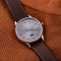 Lacoste Madrid 2011033 Grey Analog Watch For Men