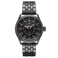 Unlisted by Kenneth Cole Analog Black Dial Men's Watch - UL51152001