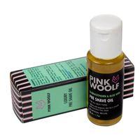 Pink Woolf Pre Shave Oil (Seabuckthorn & Aloe Vera)