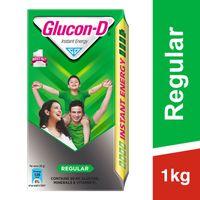 Glucon D Instant Energy Health Drink Regular - Refill