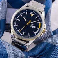 Lacoste Cap Marino 2011030 Blue Dial Analog Watch For Men