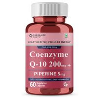 Carbamide Forte CoQ-Von Double Strength CoQ10 Supplement