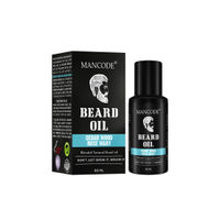 ManCode Beard Oil - Cedar Wood & Rose Mary
