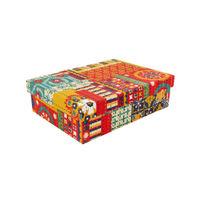 Chumbak Floral Swirls Storage Box M