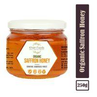Khari Foods Premium Organic Saffron Honey