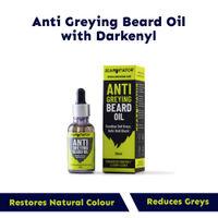 Beardinator Anti Greying Beard Oil For Men