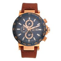 Gc Y37002g7 Blue Dial Watch For Men