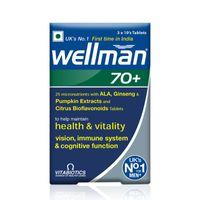Wellman 70+ Health Supplements