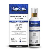 Haironic Hyaluronic Acid Hydrating, Hair Thinning Post Wash Treatment Hair Serum