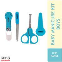 GUBB USA Baby Manicure Kit (Boys)