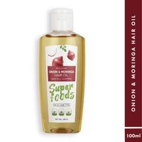 MyGlamm Superfoods Onion & Moringa Hair Oil