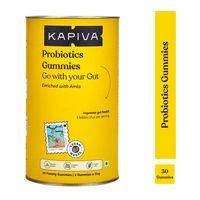 Kapiva Ayurveda Probiotics with Amla Gummies