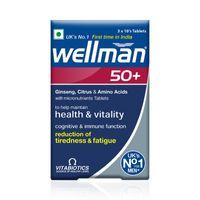 Wellman 50+ Health Supplements