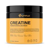 MyFitFuel Creatine Monohydrate 200 mesh, Unflavored