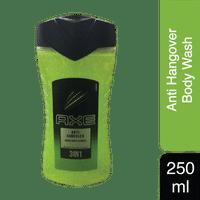 Axe Anti Hangover 3 In 1 (Body/Hair/Face) Wash