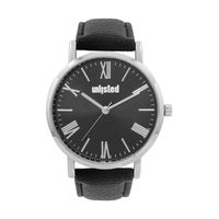 Unlisted by Kenneth Cole Analog Black Dial Men's Watch - UL50313001