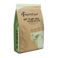 MyFitFuel Mff Plant Pea Protein Isolate, Unflavored