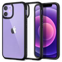 Spigen Ultra Hybrid Designed For Iphone 12 Mini Case Cover (2020) - Black