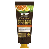 WOW Skin Science Vitamin C Hand & Nail Cream