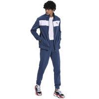 Puma Men's Techstripe Cl Tricot Suit - Blue