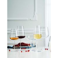 Luigi Bormioli Talismano Chardonnay Glass, Set Of 4