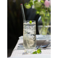 Dartington Crystal Home Bar Long Drink Glass (set Of 4)