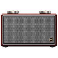 Matata Mtmi18l 20 Watt Retro Style Integrated Bluetooth Speaker (brown, 2.1 Channel)