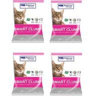 PetCrux Exclusive Scoopable Smart Bentonite Cat Litter, 20 Kg