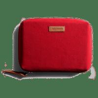 DailyObjects Marshal Mini Tech Kit Organiser - Red