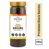 Khari Foods Premium Black Raisins