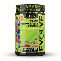 Olena Evolve Performance Plant Protein Powder Wild Berry Flavour