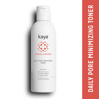 Kaya Daily Pore Minimising Toner, with Witch Hazel & Cucumber extract for all skin types