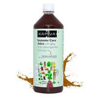 Kapiva Ayurveda Immune Care Juice - Enriched with Amla, Giloy, Tulsi, Ashwagandha, and 7 more herbs