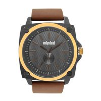 Unlisted by Kenneth Cole Analog Black Dial Men's Watch - 10032005