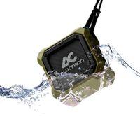 AUXTRON Thrum 602 Waterproof Bluetooth Speaker (tws) - Green
