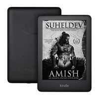 """Amazon Kindle (10th Gen), 6"""" Display with Built-in Light,WiFi (Black)"""