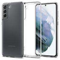 Spigen Samsung Galaxy S21 5g Ultra Hybrid Case Cover-clear