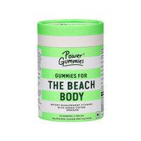 Power Gummies The Beach Body With Green Coffee, L-Carnitine & Vitamin C-Weight Management 60 Gummies